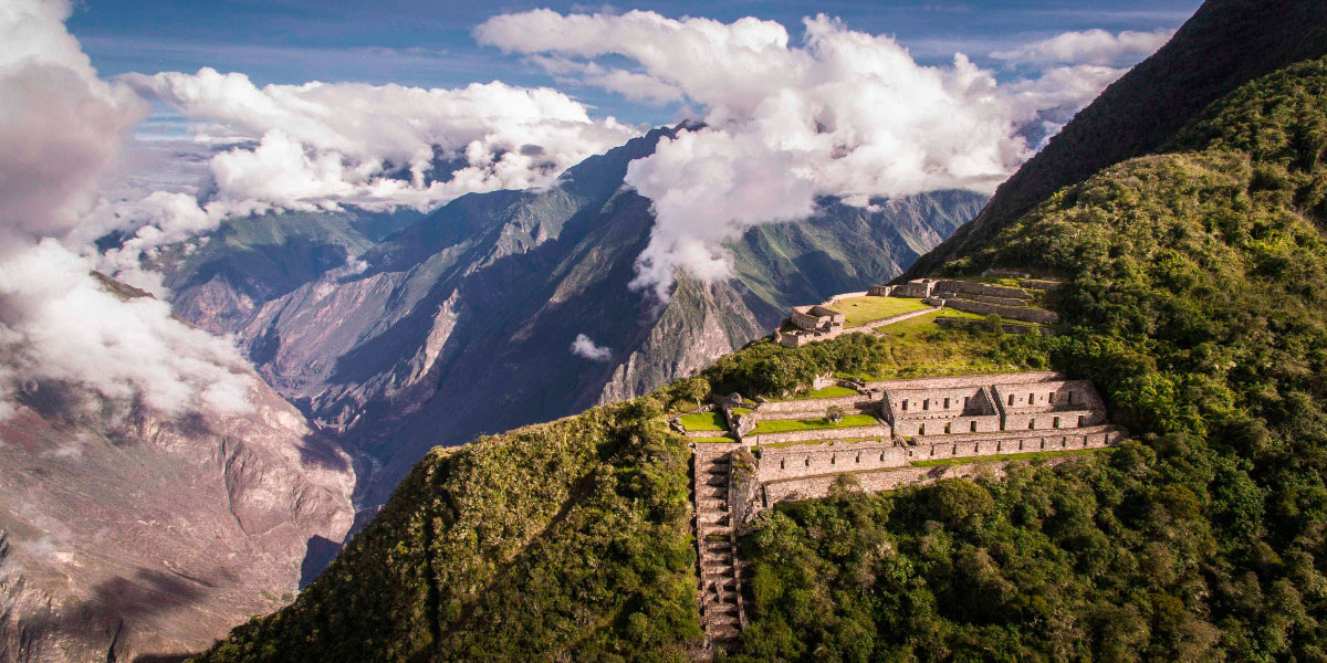 Caminata a Choquequirao y Machu Picchu – 8 Días 7 Noches - Incredible Peru Tours
