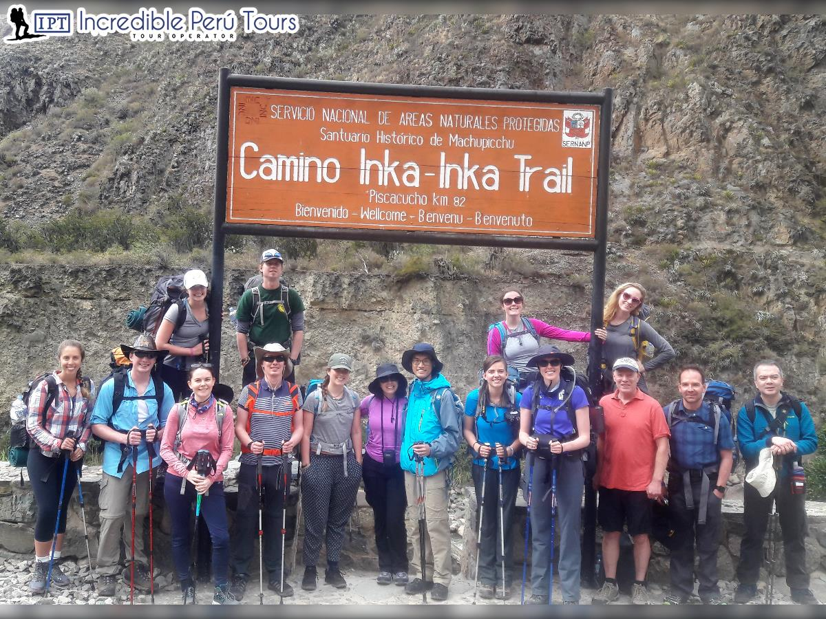 Classic Inca Trail 4 Days 3 Nights 1