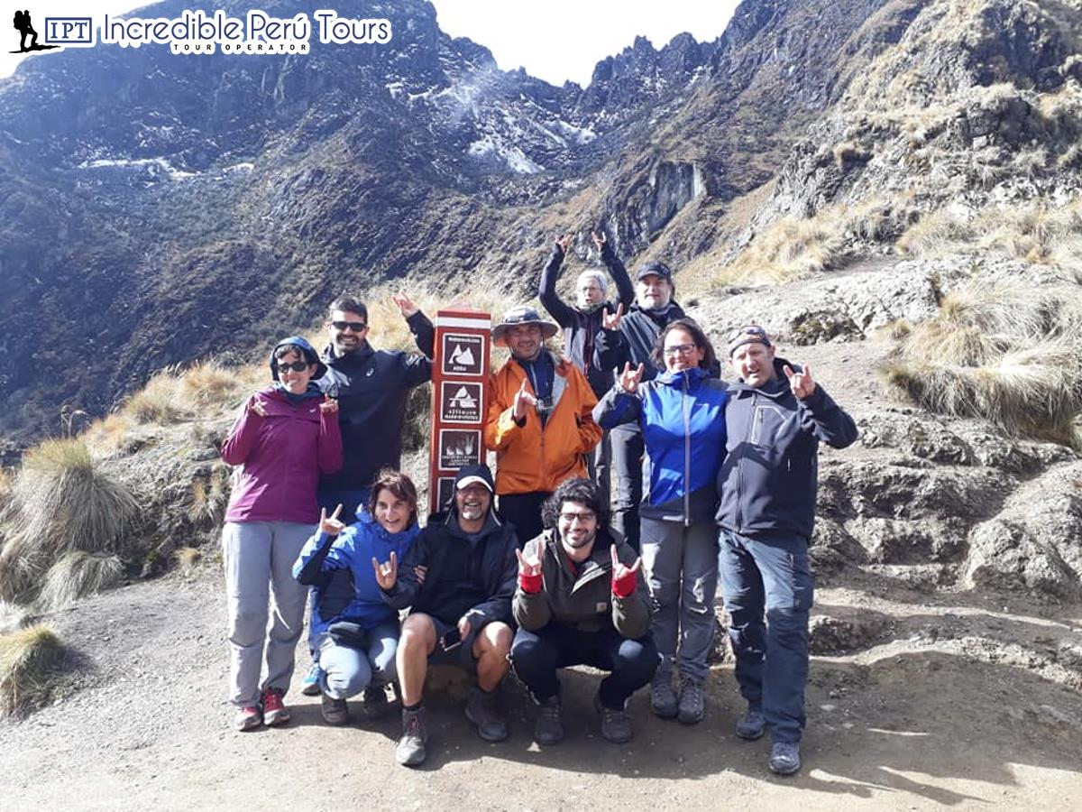 Classic Inca Trail 4 Days 3 Nights 11