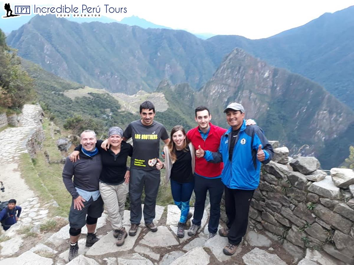 Classic Inca Trail 4 Days 3 Nights 31