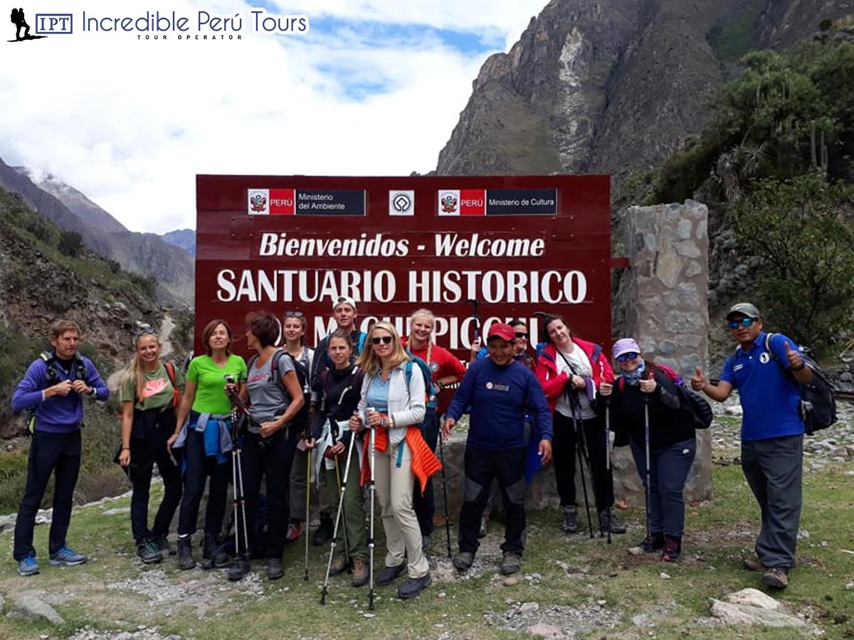 Classic Inca Trail 4 Days 3 Nights 32