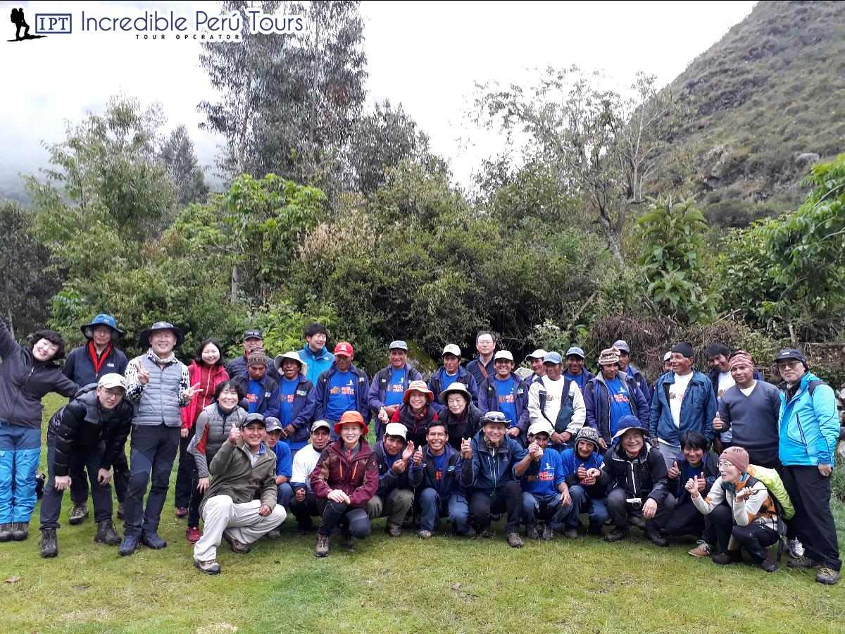 Classic Inca Trail 4 Days 3 Nights 4