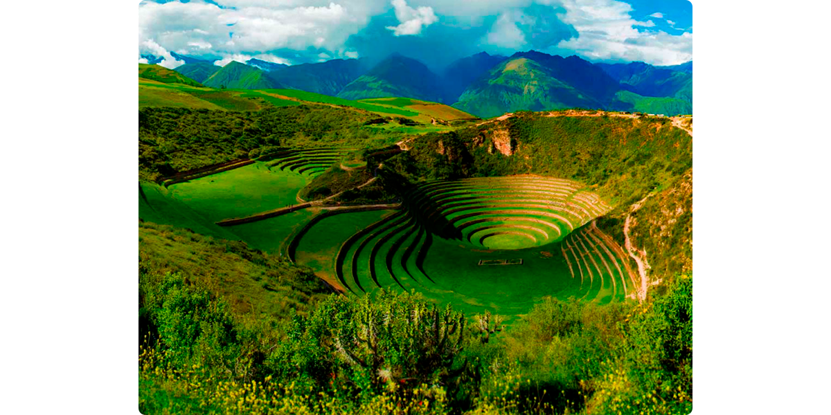 Moray Ruins and Maras Salt Mines – Half Day Tour - Incredible Peru Tours