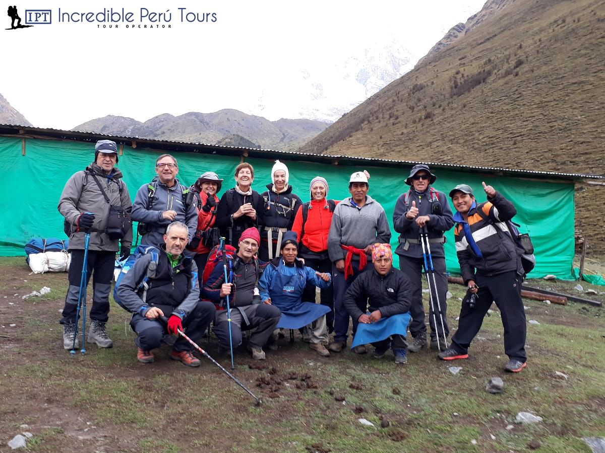 Salkantay to Macchu Picchu 4 Days 3 Nights 1