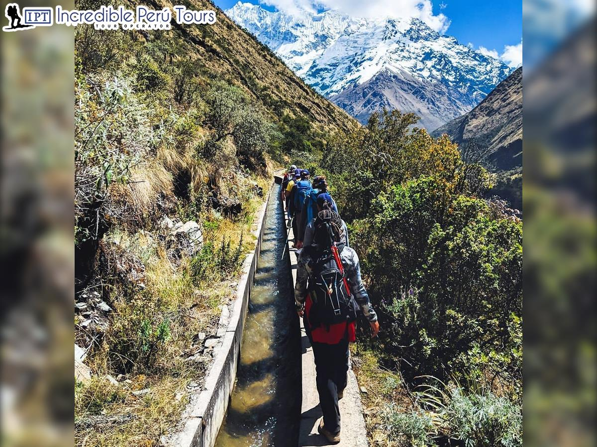 Salkantay to Macchu Picchu 4 Days 3 Nights 10