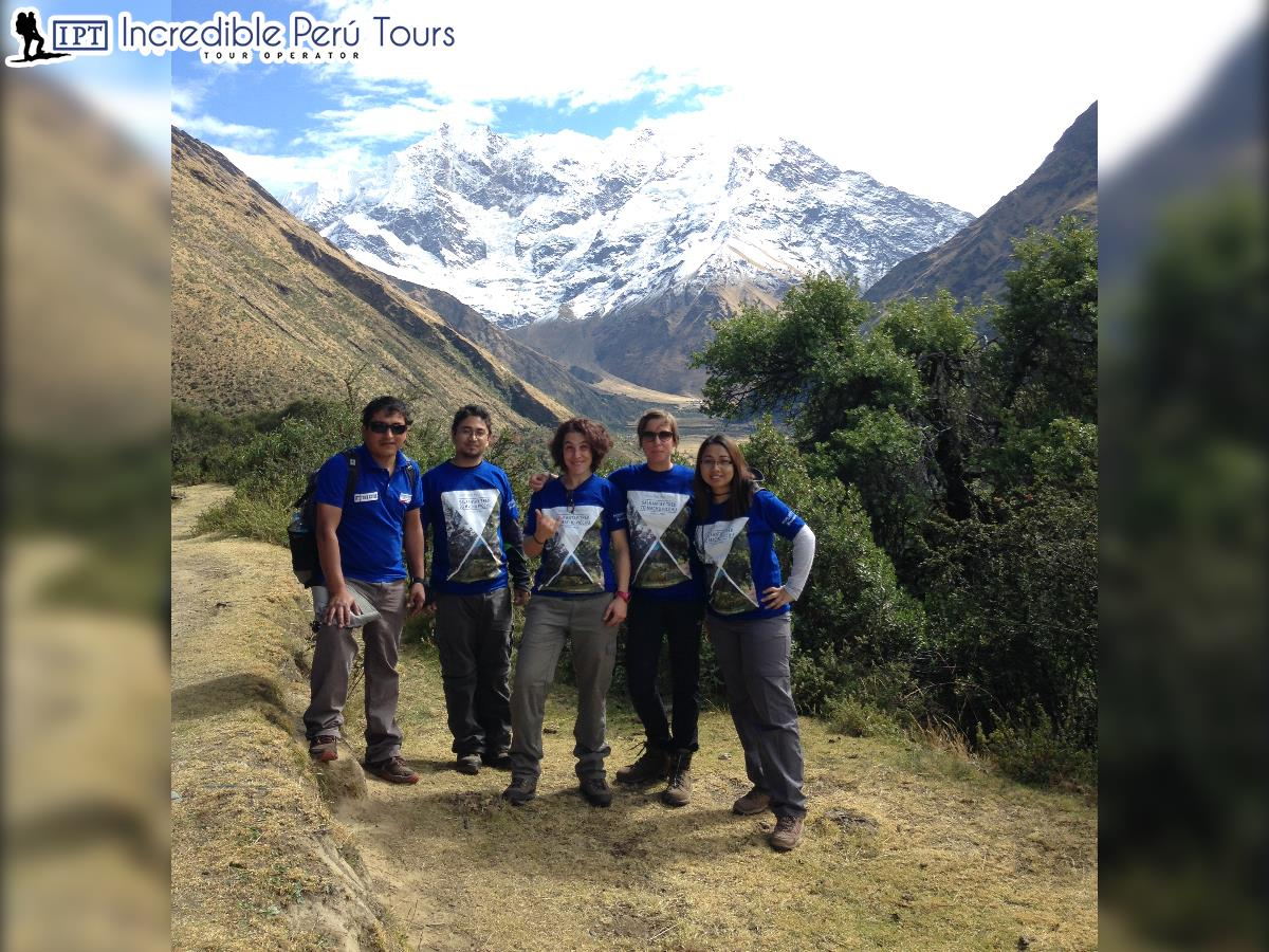 Salkantay to Macchu Picchu 4 Days 3 Nights 2