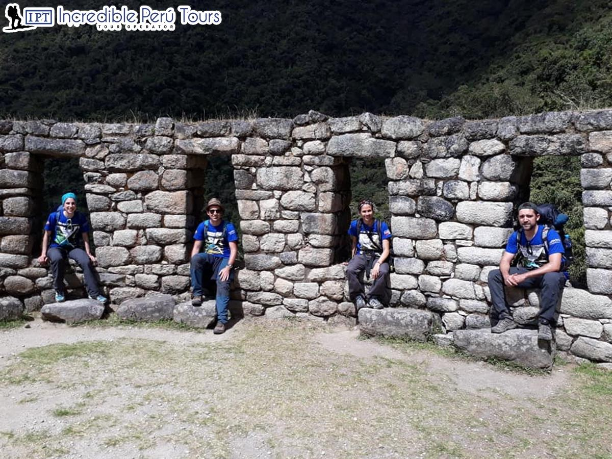 Short Inca Trail 2 Days 1 Night Camping 11
