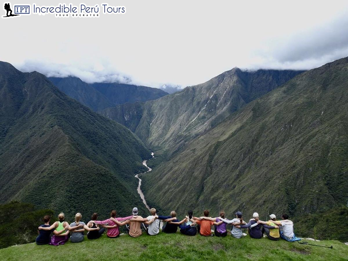Short Inca Trail 2 Days 1 Night Camping 12