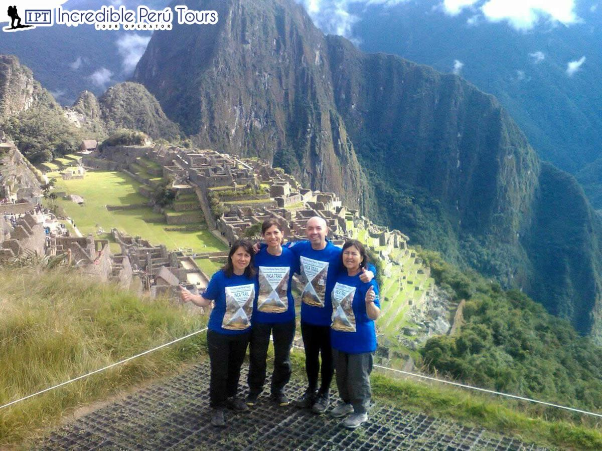 Short Inca Trail 2 Days 1 Night Camping 23