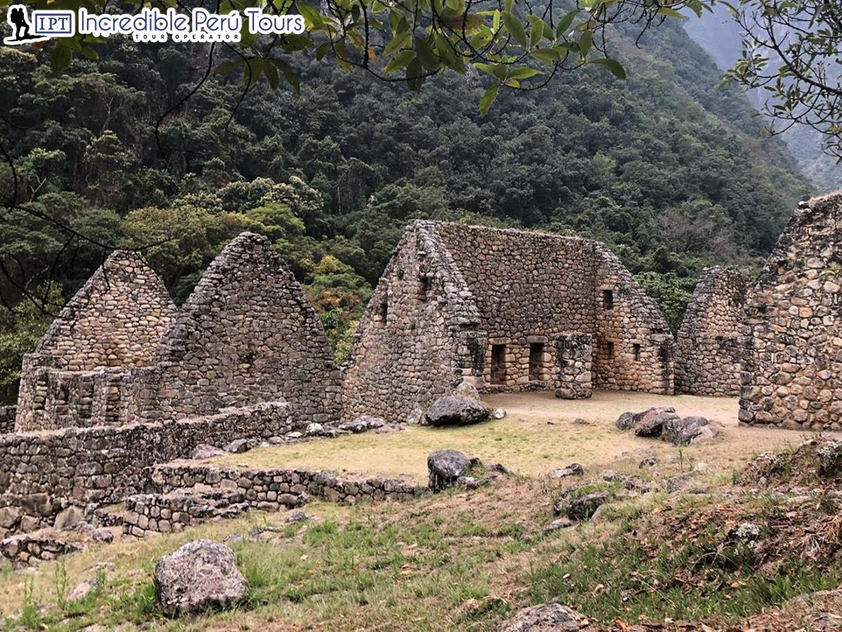 Short Inca Trail 2 Days 1 Night Camping 4