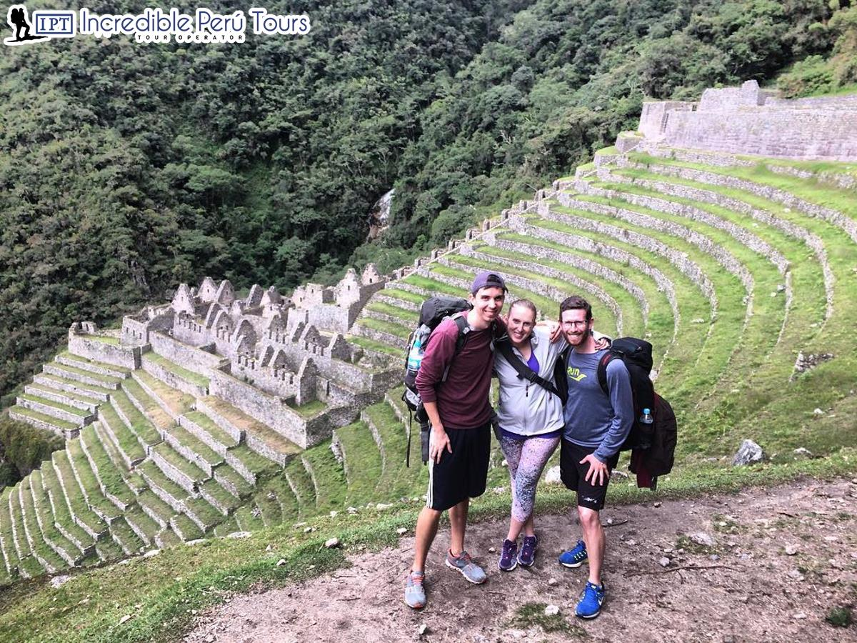 Short Inca Trail 2 Days 1 Night Camping 8