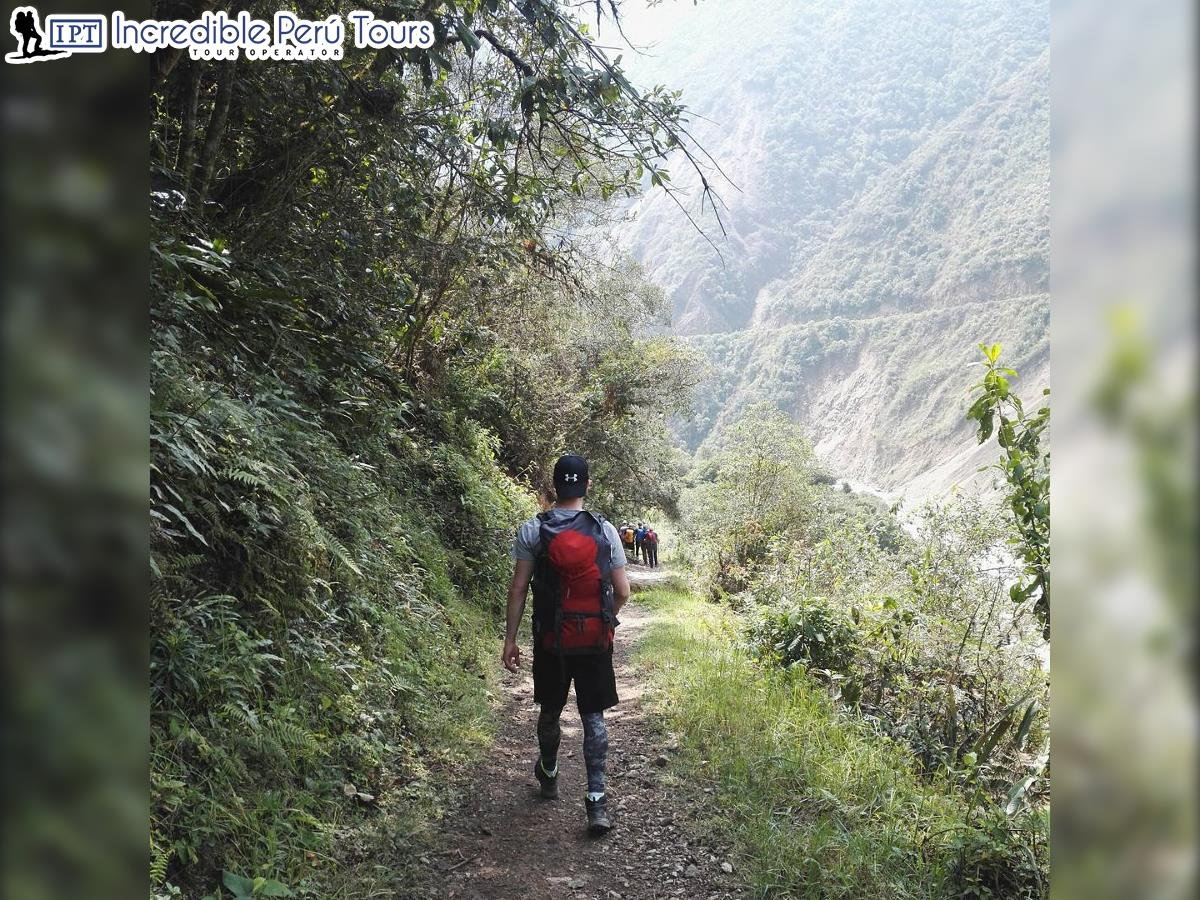Trek to Choquequirao and Machu Picchu 7 Days 19