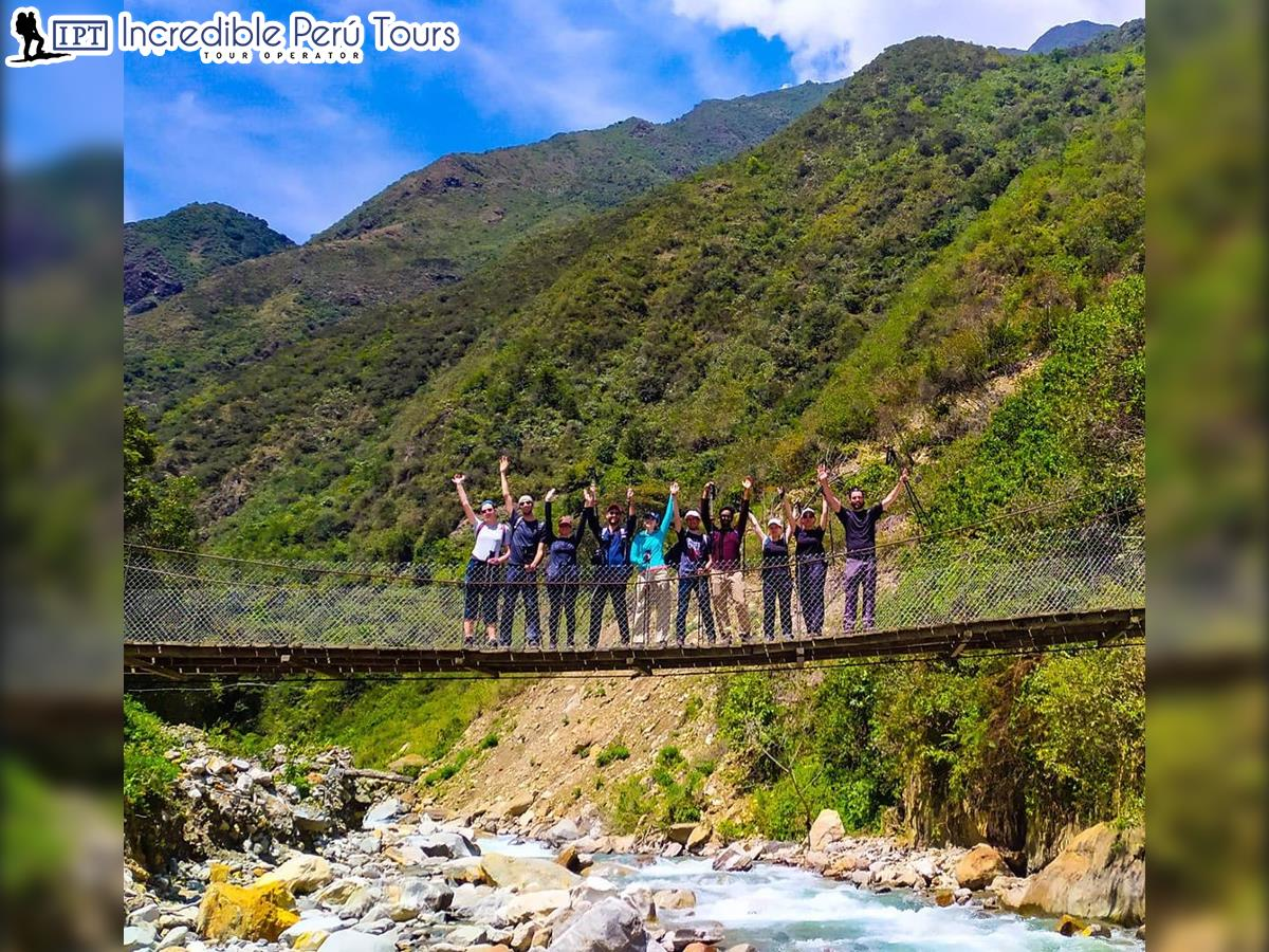 Trek to Choquequirao and Machu Picchu 7 Days 22