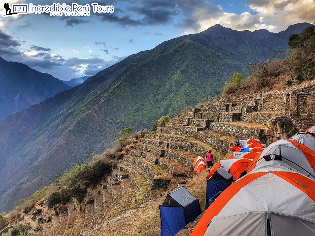 Trek to Choquequirao and Machu Picchu 8 Days 8